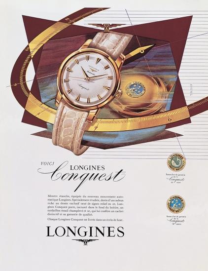 Foto: Materiały prasowe marki Longines.
