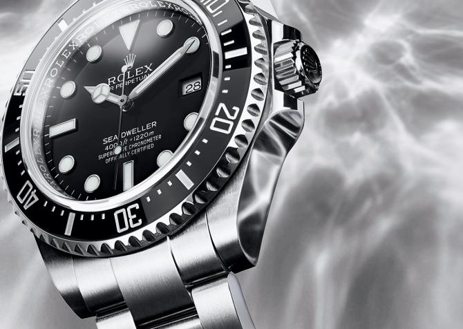 Foto: Materiały prasowe marki Rolex.