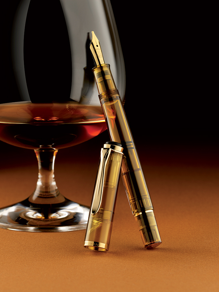 pelikan_m200_cognac_press