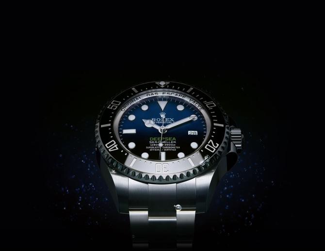 Foto: Materiały prasowe marki Rolex