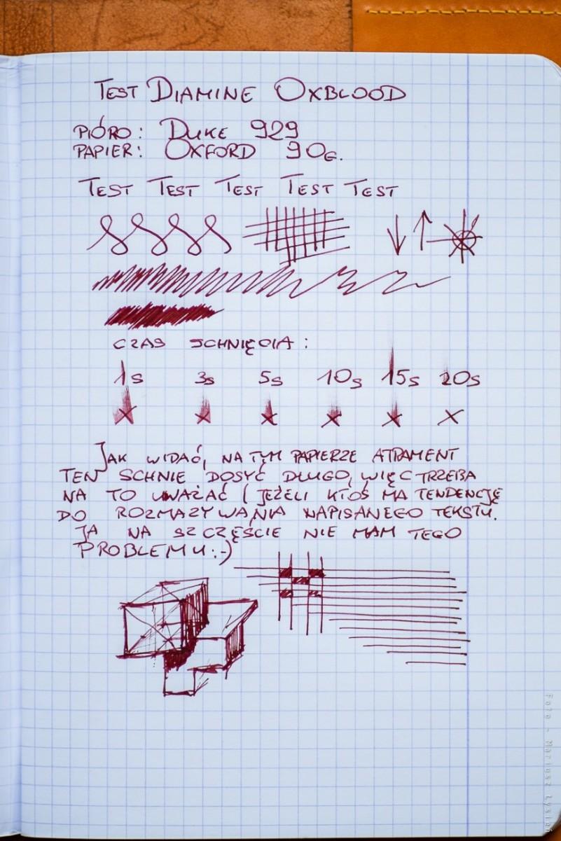 Papier: Oxford 90g