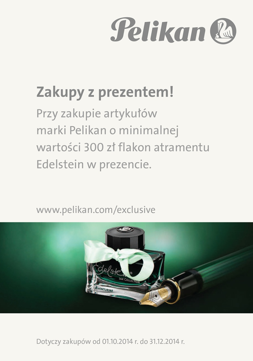 Foto: Materiały prasowe marki Pelikan