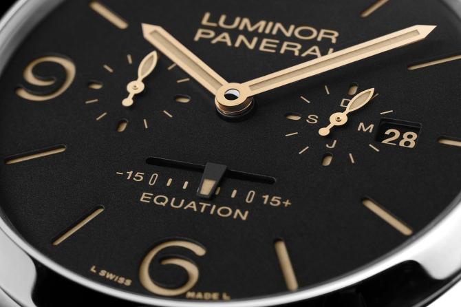 Foto: Materiały prasowe Panerai, Luminor 1950 Equation Of Time 8 Days (47mm)