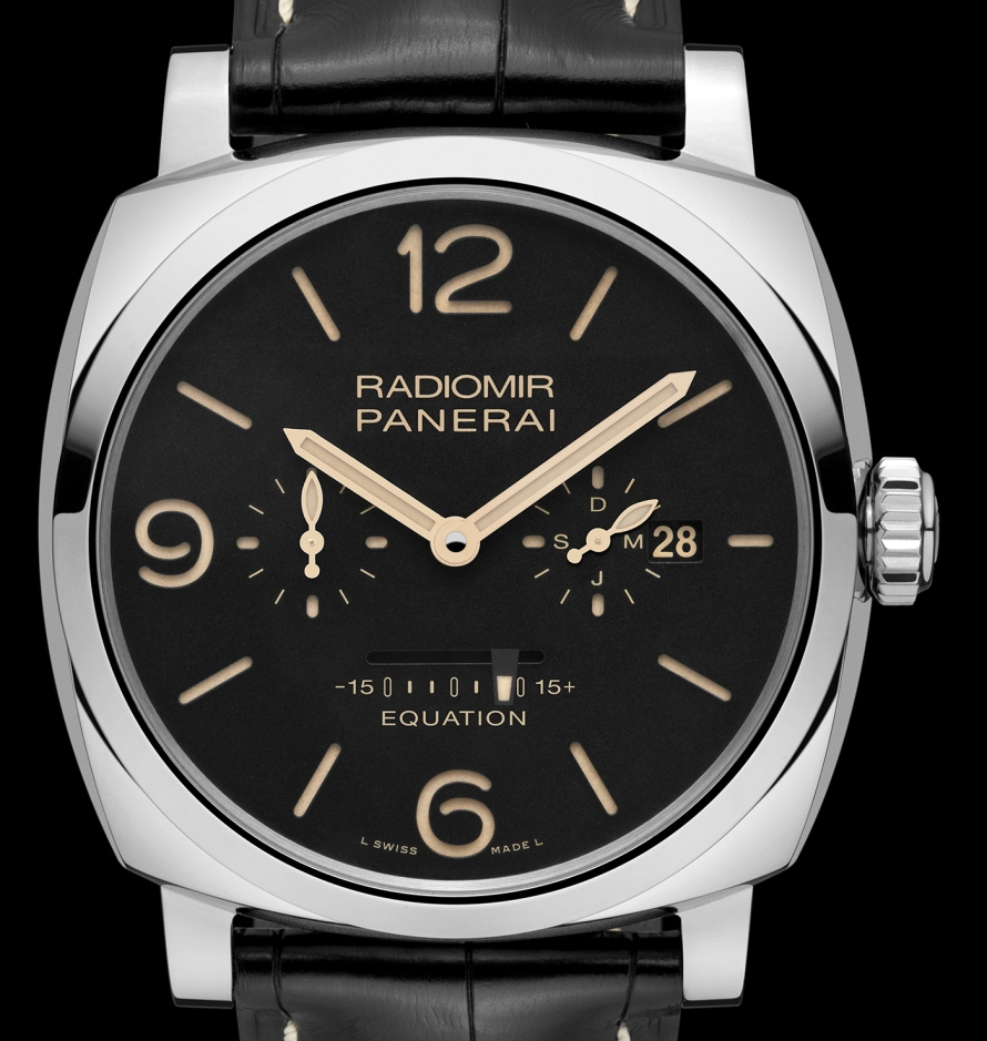 Foto: Materiały prasowe Panerai, Radiomir 1940 Equation Of Time 8 Days (48mm)