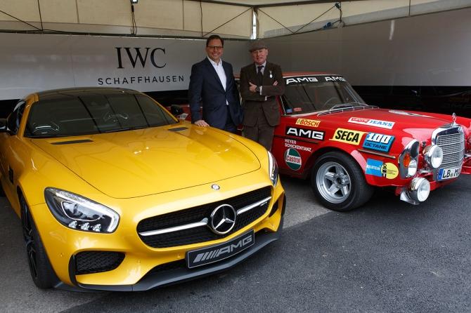 Foto: Materiały prasowe firmy IWC