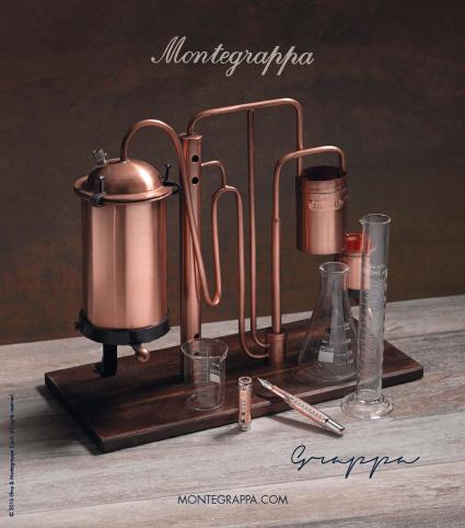 Materiały prasowe firmy Montegrappa