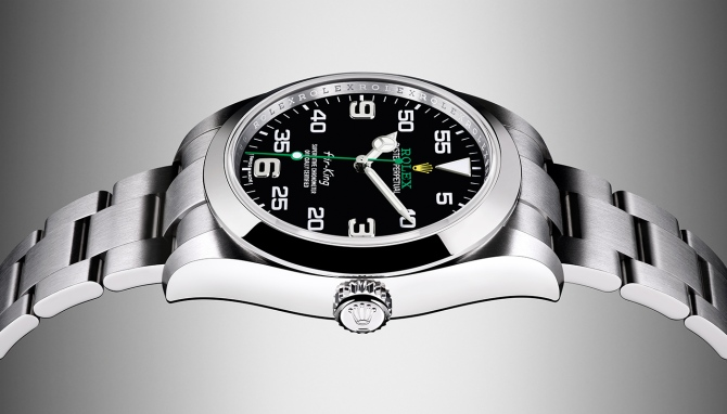 Foto: Materiały prasowe firmy Rolex