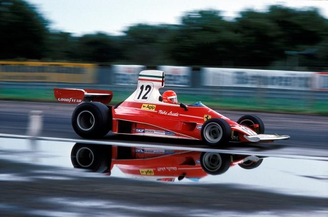 Foto: Materiały prasowe firmy Tag Heuer (na zdjęciu Niki Lauda)