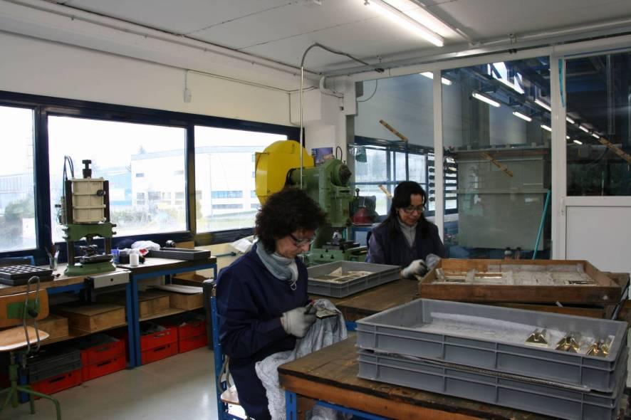 Foto: Materiały firmy El Casco (dział kontroli jakości)