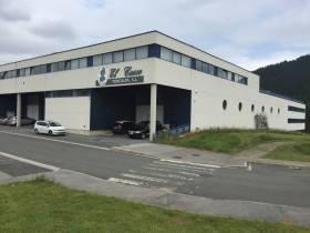 Foto: Materiały firmy El Casco (budynek fabryki)