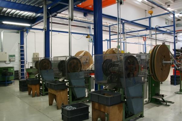 Foto: Materiały firmy El Casco (maszyny produkcyjne)