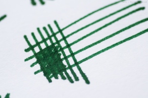 Próbka na tanim papierze ksero